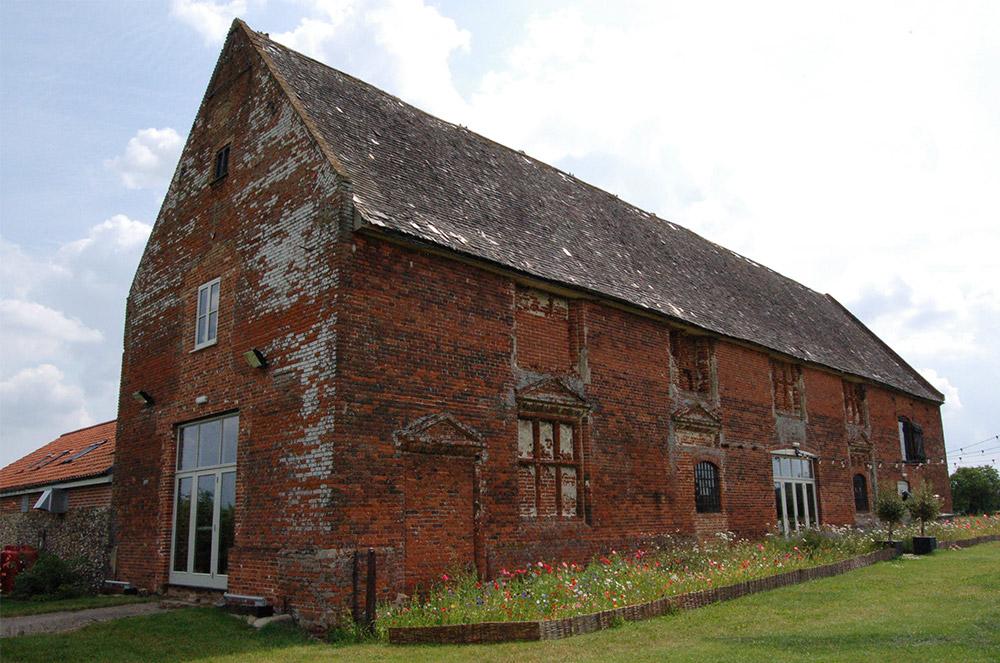 Godwick Great Barn