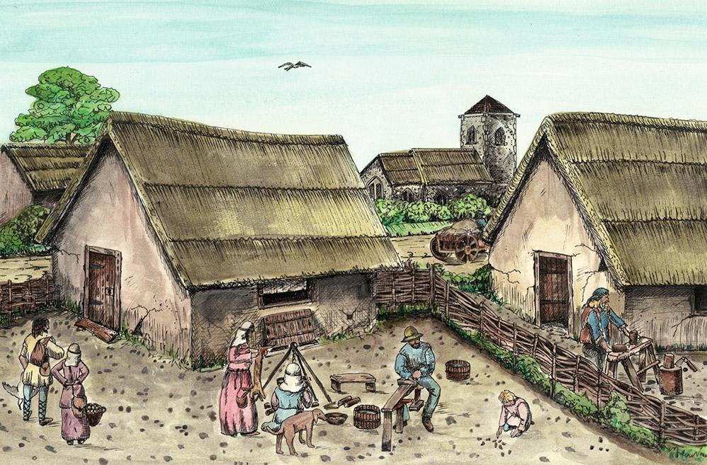 Godwick Lost Village