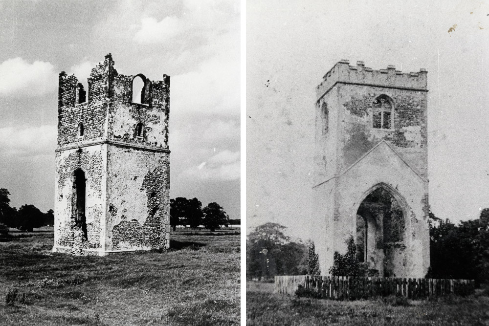 Godwick Church