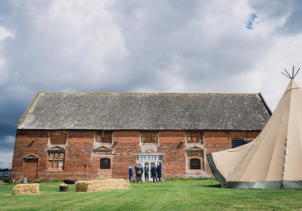 Godwick Hall Barn
